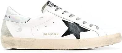 Golden Goose Luxury Fashion Uomo GMF00102F00062510347 Bianco Pelle Sneakers   Stagione Permanente