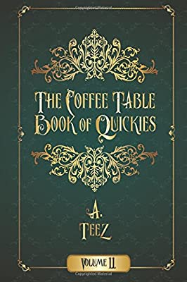 The Coffee Table Book of Quickies Volume II: Volume 2 - cheap UK light store.