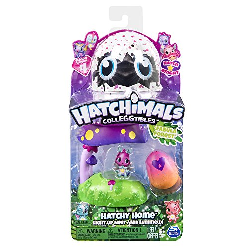 Hatchimals - House Nest with Light Forest Fable (Bizak, 61929133)
