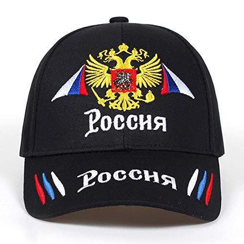 CXKNP Neue Neutrale Baumwolle Outdoor Baseball Cap Russland Abzeichen Stickerei Snapback Mode Sport Hut Männer Und Frauen Mit Patriot Hüte