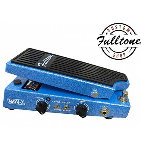 Fulltone Mini deja' Vibe 3–modulación guitarra