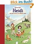 Heidi: Arena Bilderbuch-Klassiker ink...