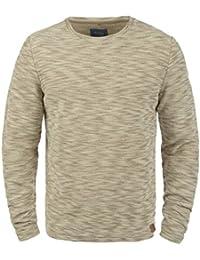 9e7711d228b6 Blend Caracas Herren Sweatshirt Pullover Pulli Mit Rundhalsausschnitt