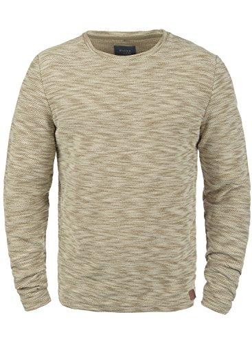 BLEND Caracas 20702933ME Sweatshirt, Größe:XXL;Farbe:Bone White (70016)