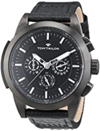 TOM TAILOR Watches Herren-Armbanduhr Analog Quarz verschiedene Materialien 5414901