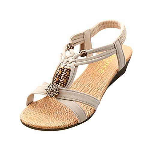 minetom-women-bohemian-beads-comfort-design-peep-toe-sandals-flat-slim-sole-sandals-apricot-uk-5-eu-