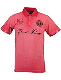 Geographical Norway Polo KILVENEC RED - L
