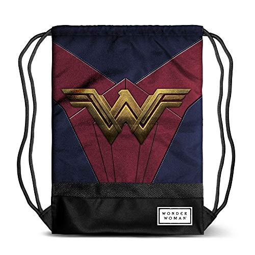 Karactermania Wonder Woman Emblem - Bolsa Cuerdas