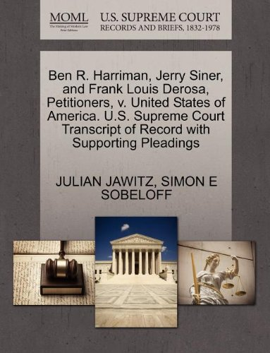 ben-r-harriman-jerry-siner-and-frank-louis-derosa-petitioners-v-united-states-of-america-us-supreme-