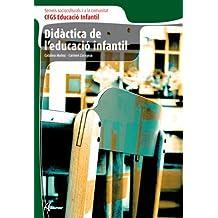 Didactica De L'educacio Infantil -Cf- (educacio Infantil)