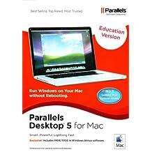 Parallels Desktop 5.0 English Education (Mac)