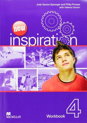New Inspiration Level 4: Workbook by Judy Garton-Sprenger (2012-02-06)