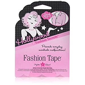 Hollywood Fashion Secrets Fashion Tape Flat Pack, 36 strips