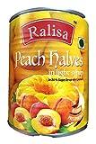 #7: Ralisa Peach Halves in Light Syrup 820 Grams