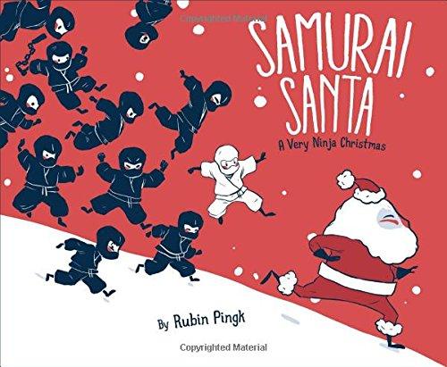Samurai Santa: A Very Ninja Christmas (Samurai Holiday) Jkt Snow