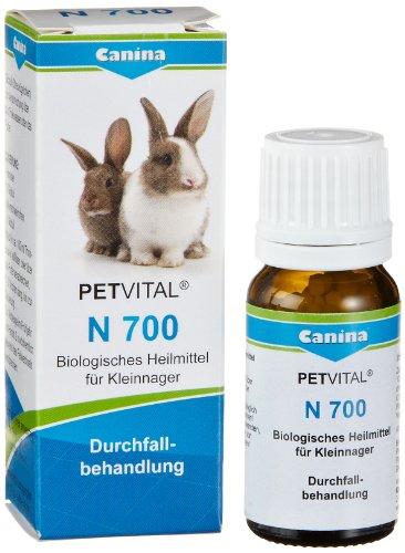 Canina 520701petvital n 70010g globuli per roditori