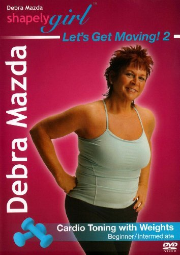 debra-mazda-shapelygirl-lets-get-moving-2-cardio-toning-w-weights-by-debra-mazda