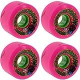 Best Santa Cruz Skateboards Skateboards - Santa Cruz Skateboards Slimeballs Maggots Pink Longboard Skateboard Review