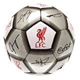 Liverpool FC Football Team Size 5 Player Signature Ball