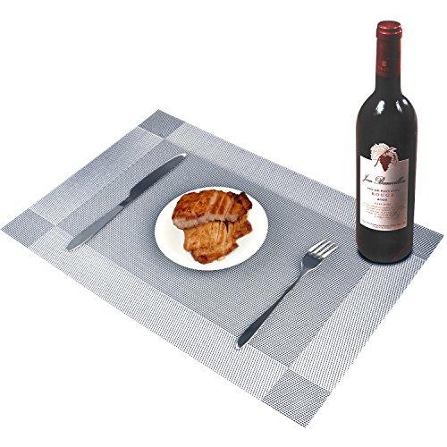 Fine Decor tovagliette per tavolo da pranzo o cucina, barbecue