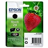 Epson original - Epson Expression Home XP-345 (29 / C13T29814020) - Tintenpatrone schwarz - 175 Seiten - 5,3ml