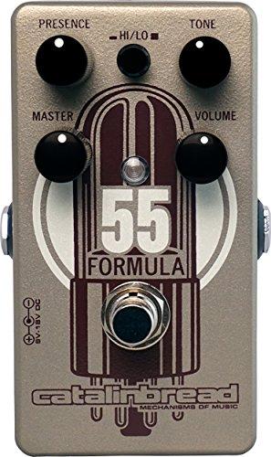 Catalinbread Formula No.55 · Pedal guitarra eléctrica