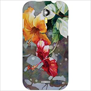Micromax A117 Canvas Magnus Back Cover - Magnetic Designer Cases