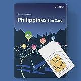 GMYLE Tarjeta SIM prepaga Recargable 4G LTE / 3G con Paquete de Datos de Internet de 5GB por 14 días en Asia Pacífico 15 países y regiones: China, Japón, Corea del Sur, Tailandia, Hong Kong, etc.