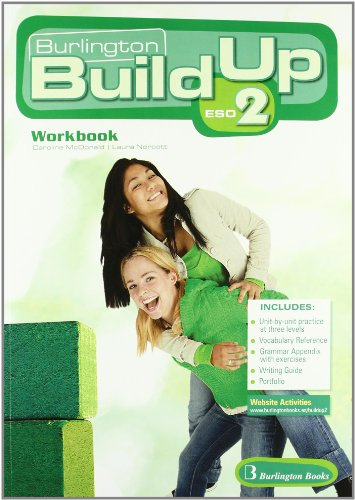 Build Up 2 Workbook 2º ESO