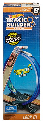 Hot Wheels Track Builder Loop Accessory Pack by Hot Wheels