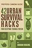 Prepper's Canning Guide: 42 Urban Survival Hacks for Keeping Things Fresh