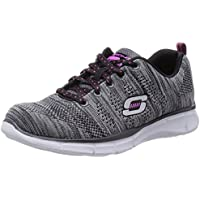 Skechers - Equalizer First Rate, Scarpe fitness Donna