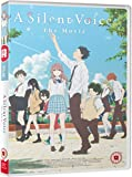 Best Anime Movies - A Silent Voice - Standard DVD Review