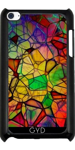 Custodia in silicone per Ipod Touch 4 - Mosaico by WonderfulDreamPicture