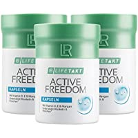 LR LIFETAKT Active Freedom Kapseln Nahrungsergänzungsmittel (3x 60 Kapseln) preisvergleich bei billige-tabletten.eu