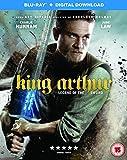 King Arthur: Legend of the Sword [Blu-ray + Digital Download] [2017]