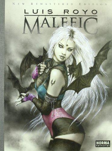 Malefic (LUIS ROYO LIBROS)