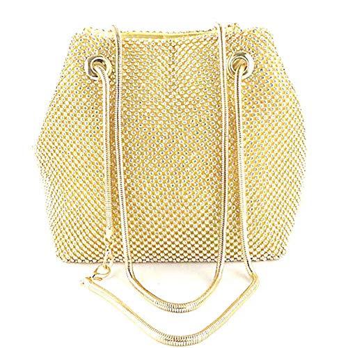 cb4382092 Selighting Bolsa de Noche Mujer Bolso de Mano Bolso Clutch de Embrague  Monedero para Mujeres y