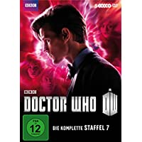 Doctor Who - Die komplette Staffel 7