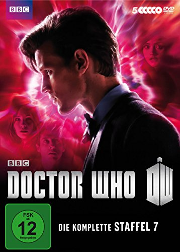 Doctor Who - Die komplette Staffel 7 [5 DVDs] (Tv-serie King Stephen)