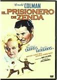 El Prisionero De Zenda (1937) [Import espagnol]