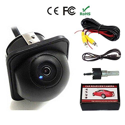 170Gran Angular HD visión nocturna cámara de visión trasera del coche reverso color de copia de seguridad Aparcamiento cámara