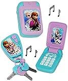 2 tlg. Set _ Handy & Schlüssel - mit SOUND - ' Disney die Eiskönigin - Frozen ' - für Kinder /...