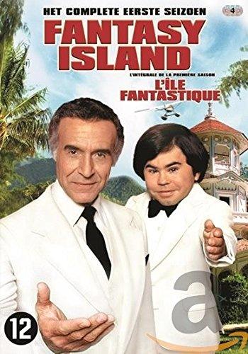 L'Ile fantastique - L'intégrale Saison 1 (Coffret 4 DVD) [Import anglais]