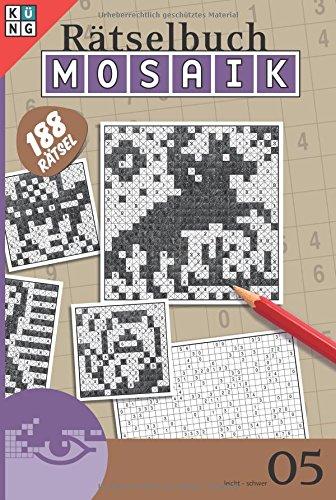 5 (Mosaik Rätselbuch / Logik-Rätsel) ()