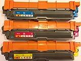 Brother Originale Nuova Serie TN241, colore CMY 1Set. TN241C + TN241M TN241Y. L