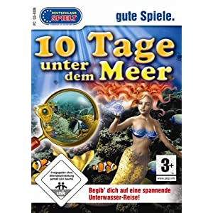 10 Tage unter dem Meer
