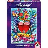 Schmidt Spiele 59052 - Tattoo, Love, 1000 Teile