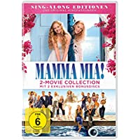 Mamma Mia! 2-Movie Collection