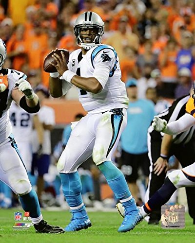 The Poster Corp Cam Newton 2016 Action Photo Print (40,64 x 50,80 cm)
